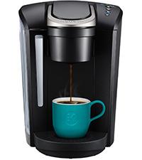 Keurig K-Select coffee maker, coffee machine, brewer, keurig single serve, select coffee