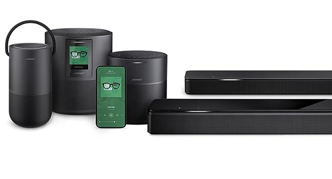 bose smart speaker family