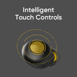 Intelligent Touch Controls