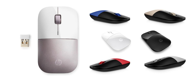 HP Z3700 kabellose Maus