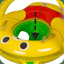 anel de flutuador do bebê para piscina, piscina aprender a nadar, aprender a nadar brinquedos, baby natação, flutuador infantil inflável