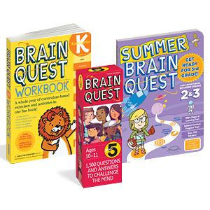 prek, kindergarten, deck, summer Brain Quest, worksheets
