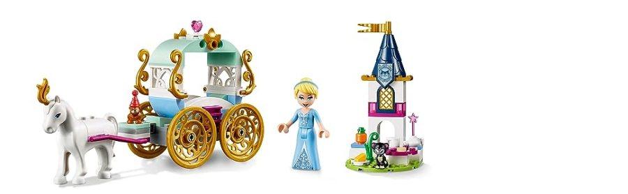 LEGO, Disney, Princess, Cinderella