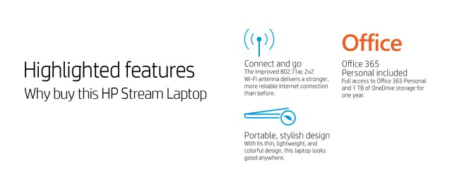 sleek slim slender portable thin mobile design performance multitask style office 365 cloud storage