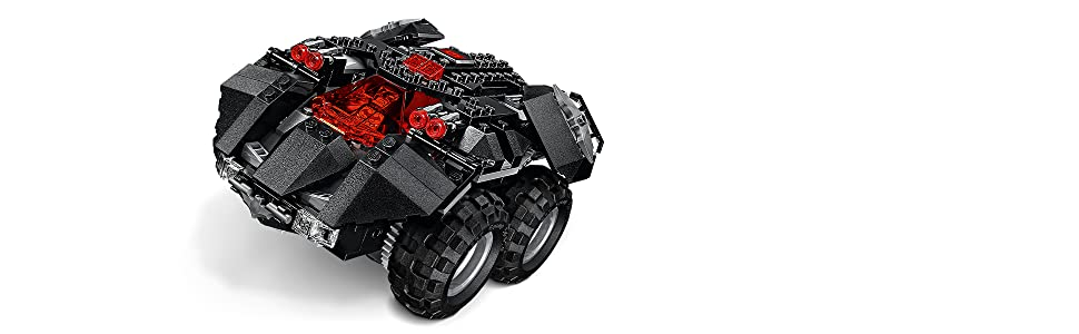 LEGO DC Super Heroes App-controlled Batmobile 76112 Remote Control