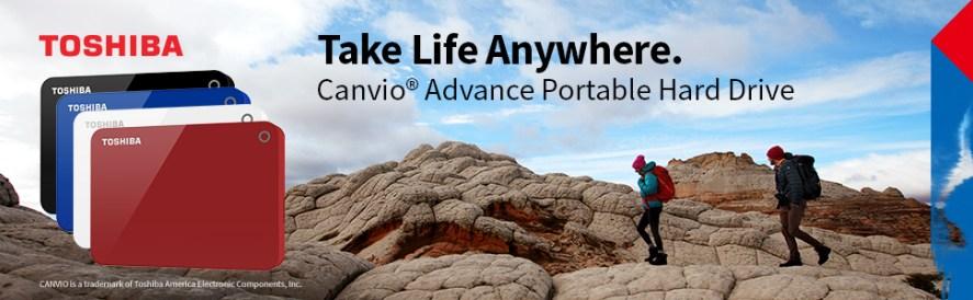 Canvio Advance header
