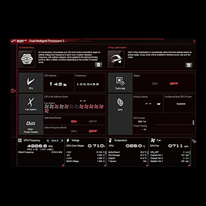 ROG Strix Z490 series features the most comprehensive cooling options ever, configurable v