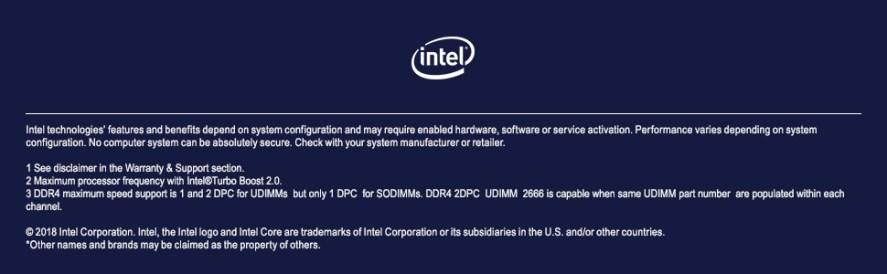 Intel Core i7-9700K processor unlocked
