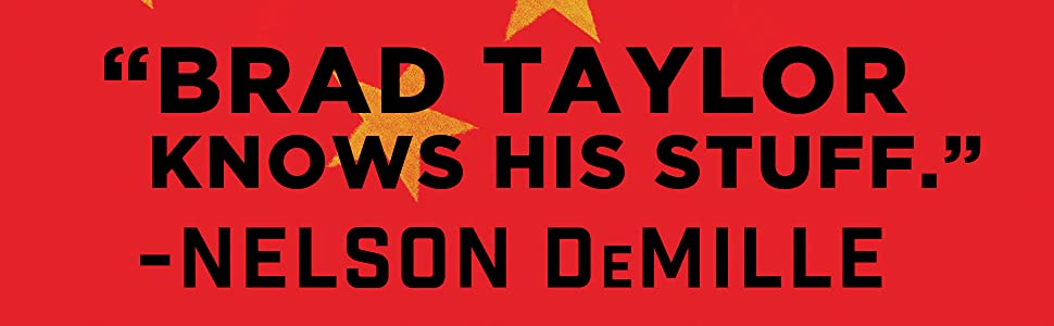 Brad Taylor, Nelson DeMille