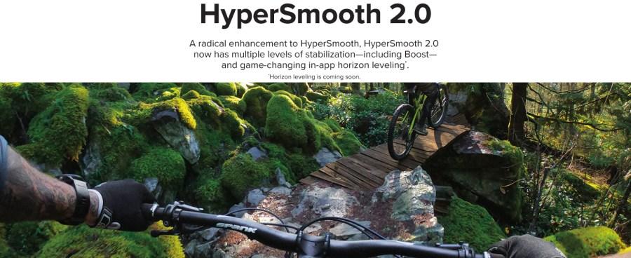 GoPro HyperSmooth 2.0