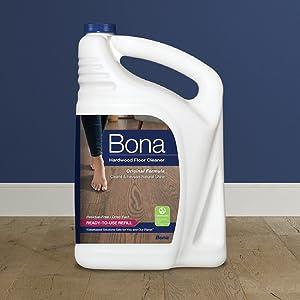 Bona Hardwood Floor Cleaner: