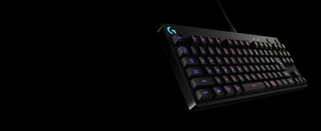 Pro Mechanical Gaming Keyboard