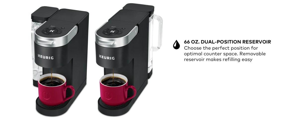 k supreme keurig single serve coffee maker