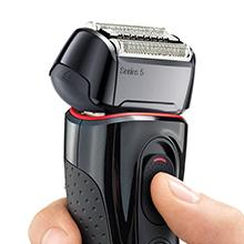Multi Head Lock shaver