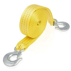 tow strap hook heavy duty