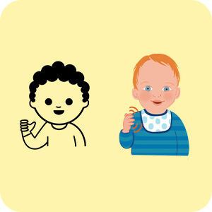 baby signs, baby signs book, baby sign language, sign language for babies and toddlers