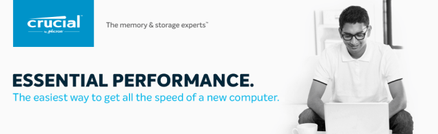 Boot up faster. Load files quicker. Improve overall system responsiveness.