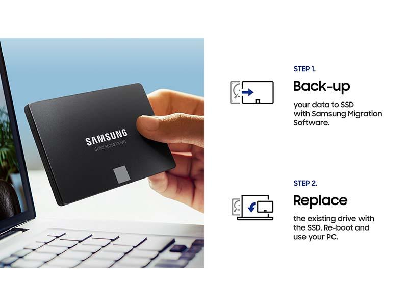 Samsung easy upgrade