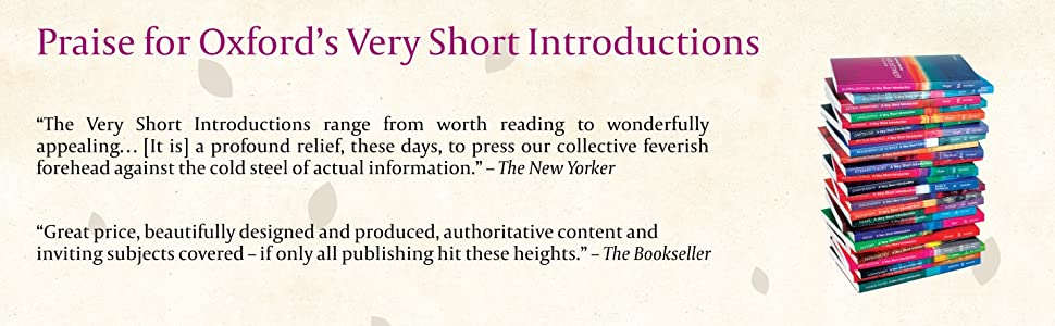 Very Short Introductions, reviews, praise