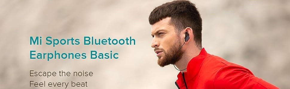 Sports bluetooth earphone, headset, headphone, Xiaomi, Mi