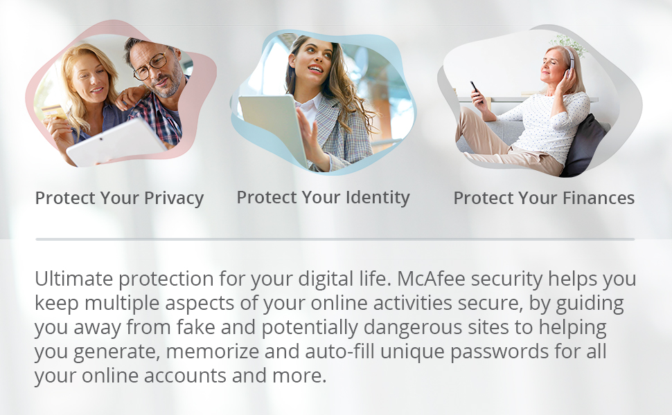 Ultimate protection for your digital life.
