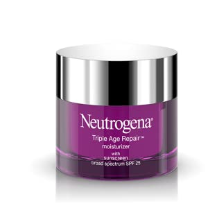 Triple Age Repair Anti-aging Moisturizer with SPF 25
