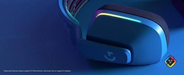 G733 Wireless Gaming Headset