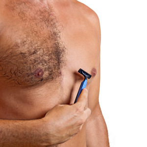 Razor bumps ingrown hairs