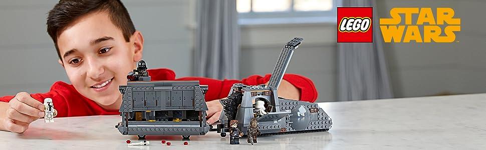 cargo wagon;chimera;guns;minifigures;star wars chimera;star wars minifigures;tank track;turrets