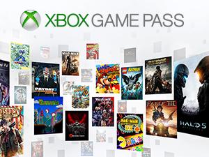 Aproveite o Xbox Game Pass.