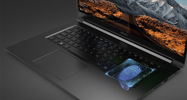 Acer Aspire 7 A715-74G NVIDIA GTX Full HD SSD