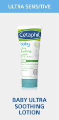 baby ultra soothing lotion