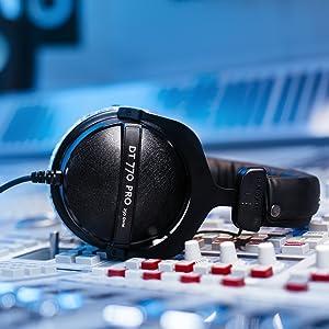 dt 770 pro studio headphones