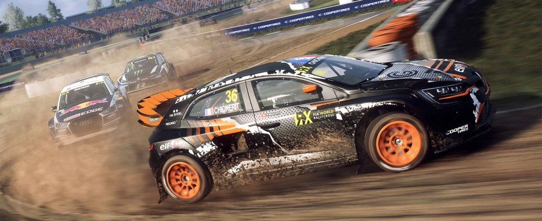DiRT Rally 2.0 Megane RX