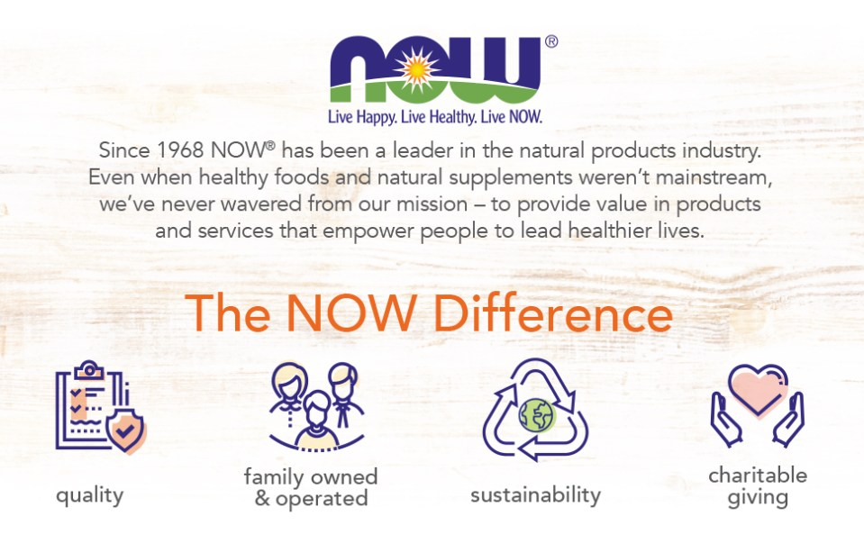 leader natural product industry quality family owned sustainability charitable giving lives value