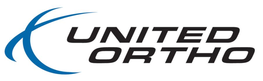 Logotipo da United Ortho