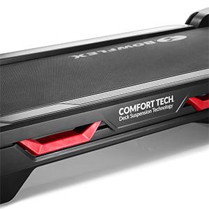 Bowflex T116 Treadmill Running Path Deck Comfort Tech