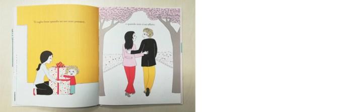 la Margherita edizioni; amore; coccole; affetto; albi illustrati; felicità; marito; moglie; mamma