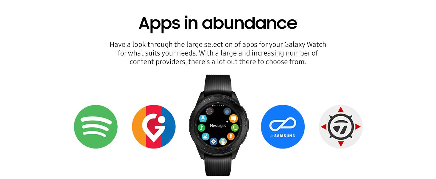 Samsung Galaxy Watch Smartwatch Black 42mm