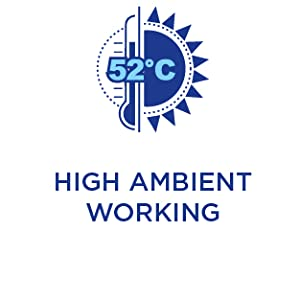 High Ambient Working