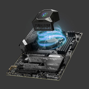 CONCENTRATED COOLING PERFORMANCE