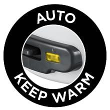 Automatic Keep-Warm