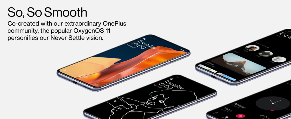 OnePlus 9 5G - OxygenOS 11
