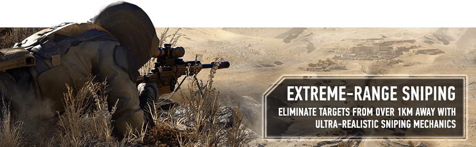 Extreme range sniping