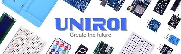Kit de démarrage amélioré pour le projet Arduino UNO