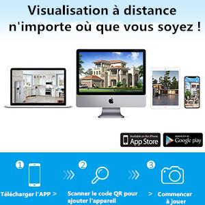 Etanches Vision Nocturne Détection de Mouvement Etanches Vision Nocturne Détection de Mouvement USB