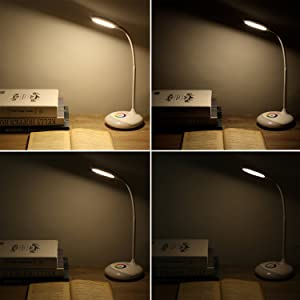 Luminosité réglable
