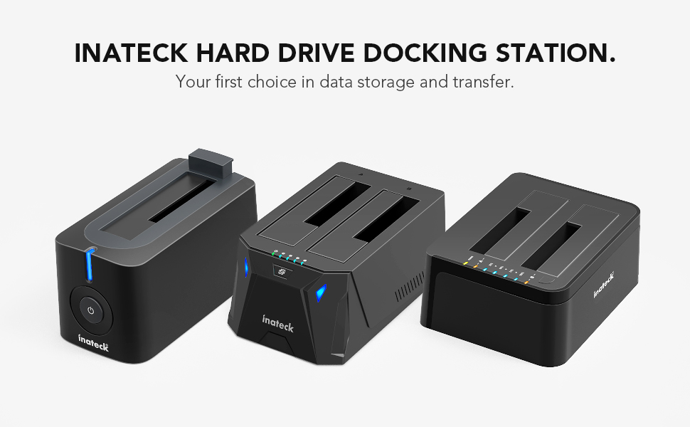 Inateck Hard dirve docking station