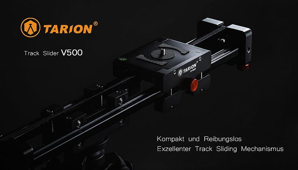 Tarion TR-V500 Videoschiene Kamera Slider