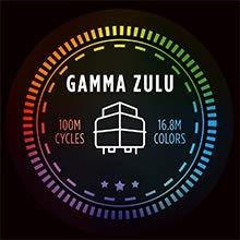 Gamma Zulu Tastenschalter